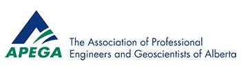Association of Professional Engineers and GeoScientists of Alberta Logo