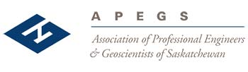 Association of Professional Engineers and GeoScientists of Saskatchewan Logo
