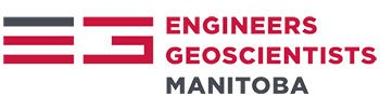Engineers and GeoScientists of Manitoba Logo