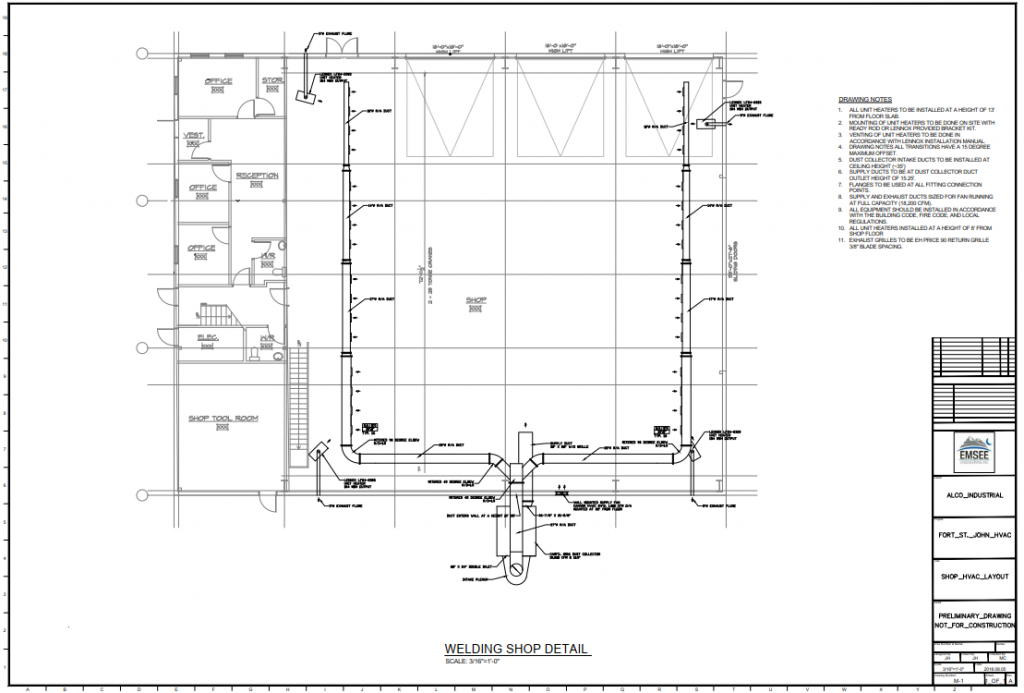 Past Projects – EMSEE Engineering INC